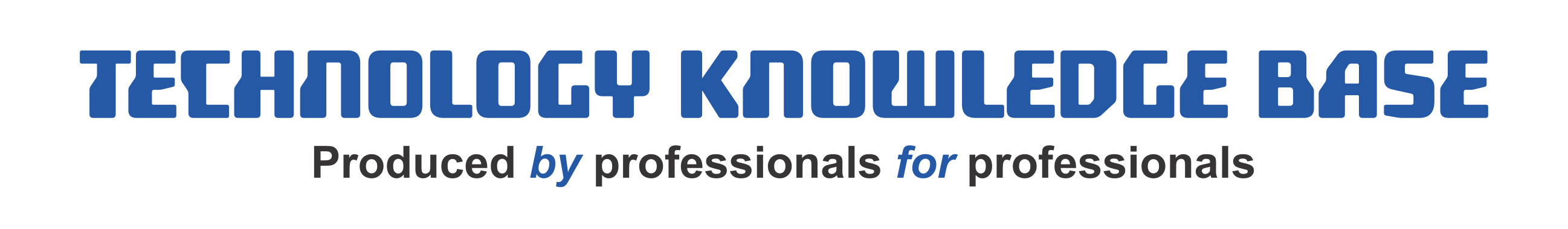The Technology Knowledge Base