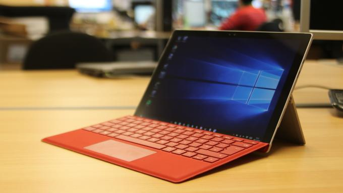 Windows 10 – Enable Tablet Mode